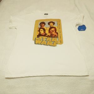 Stars Wars Shirt New with Tags Mens Size XL